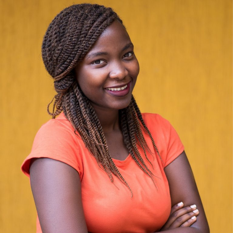 Natasha Nkurunziza, Team leader - Operations